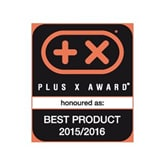 Plus X Award Best Product  2015/2016