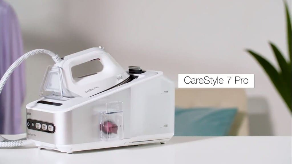 CareStyle 7 Pro IS7144BK