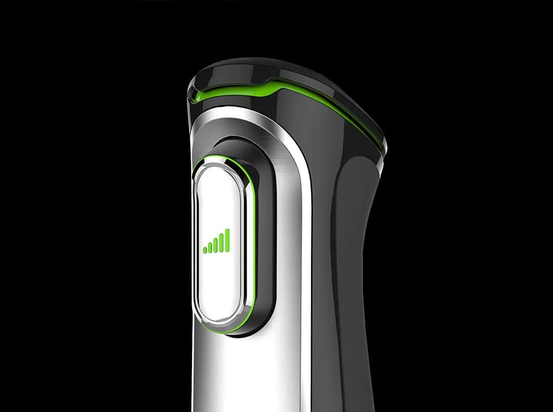 Braun Multiquick hand blenders with SmartSpeed technology.