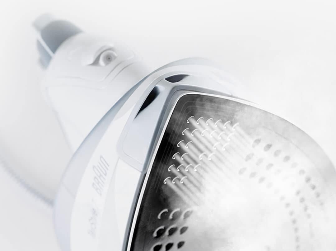 Braun Steam Irons with Precision Tip