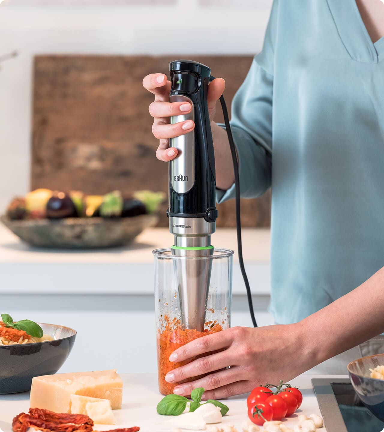 Braun Multiquick hand blenders – The no. 1 hand blender brand.
