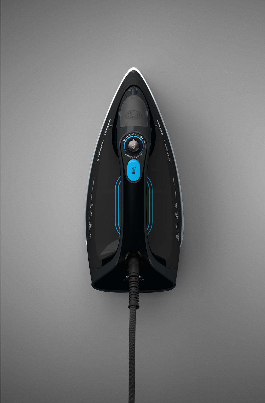 Braun TexStyle 9 Steam iron
