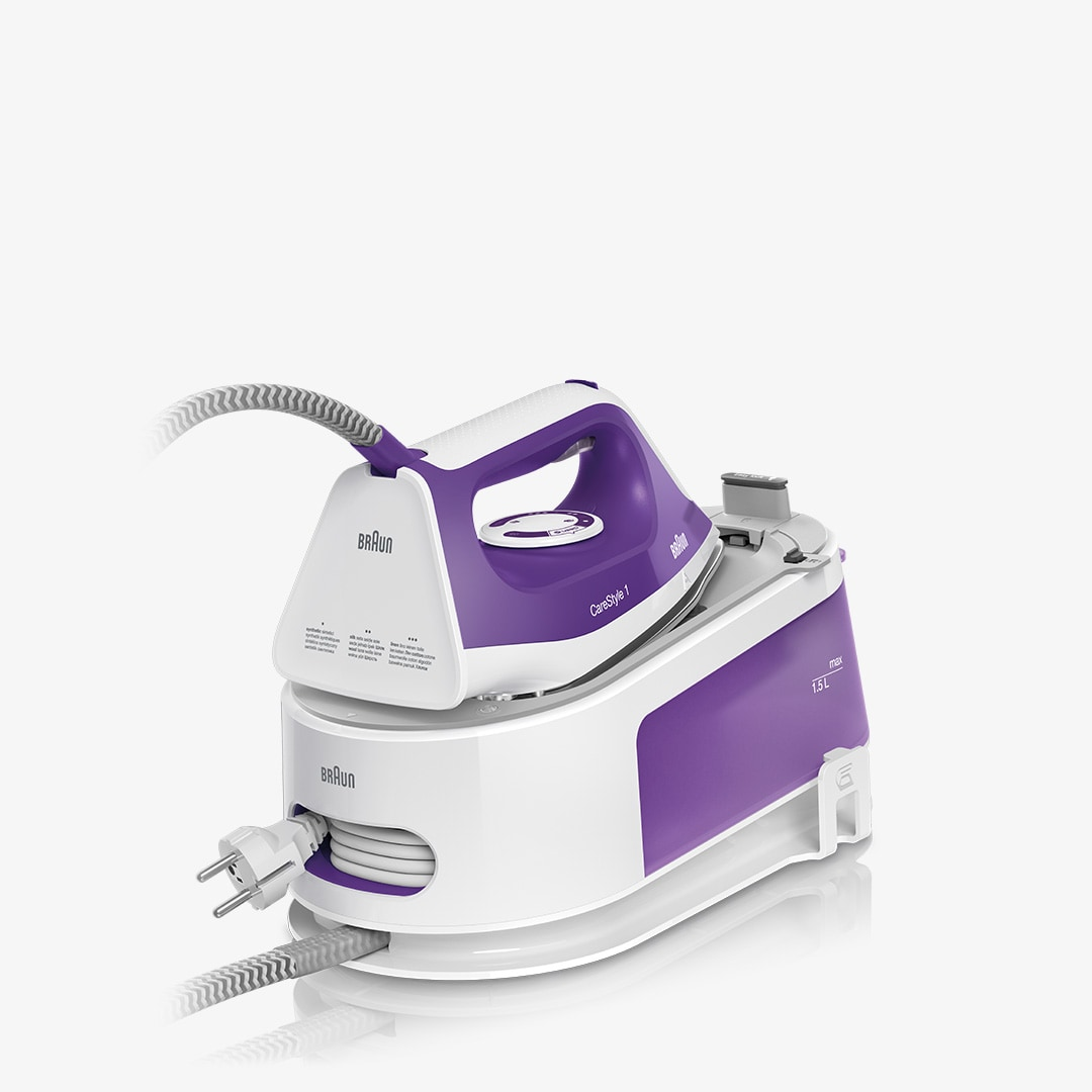 CareStyle 1 steam generator iron