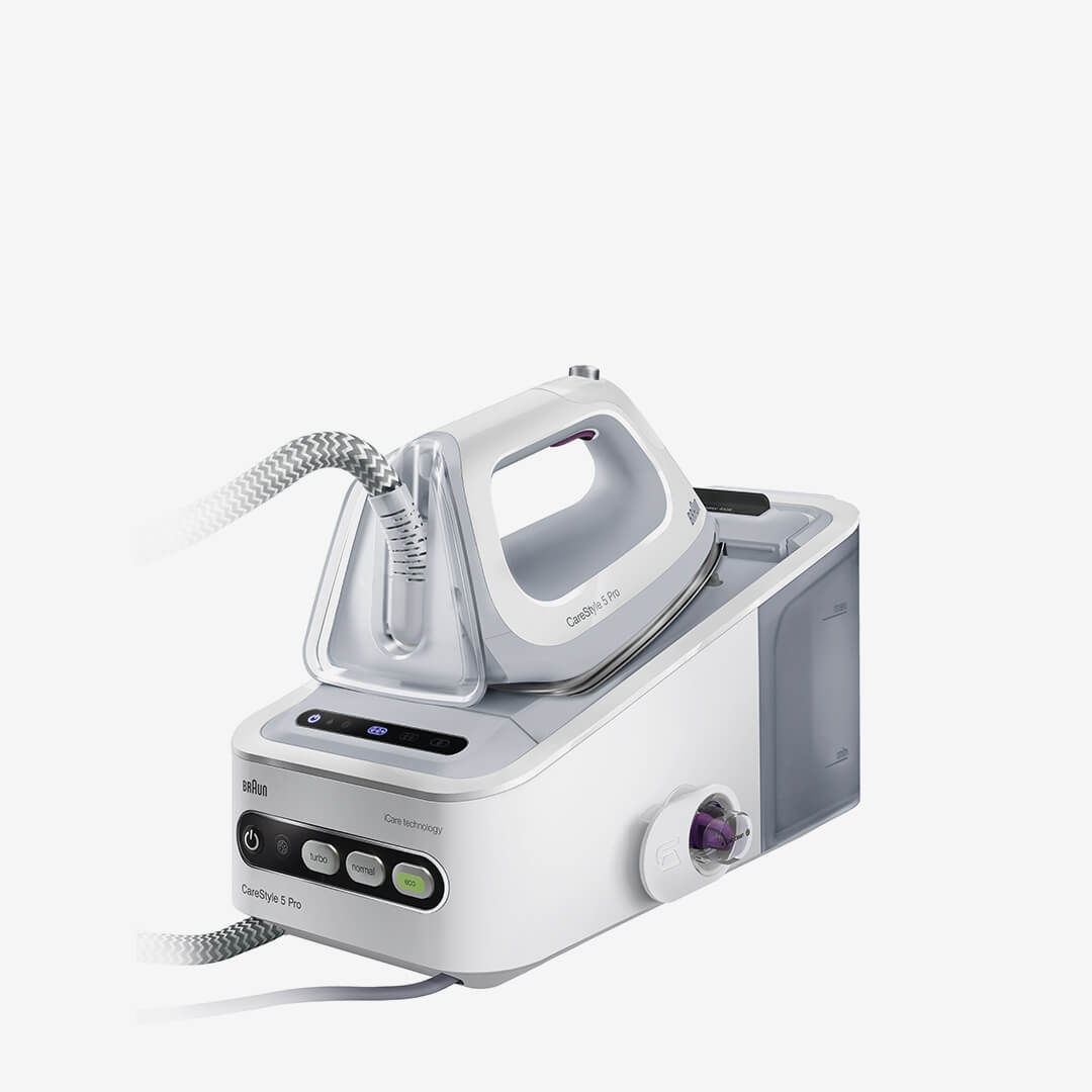 Braun CareStyle 5 Steam Generator Irons