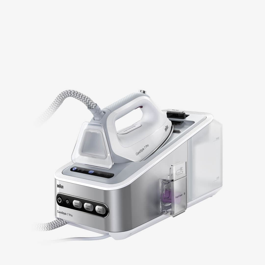 Braun CareStyle 7 Steam Generator Irons