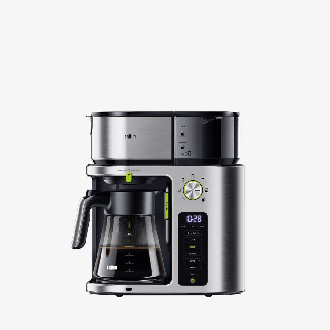 Coffee Machines Multiserver