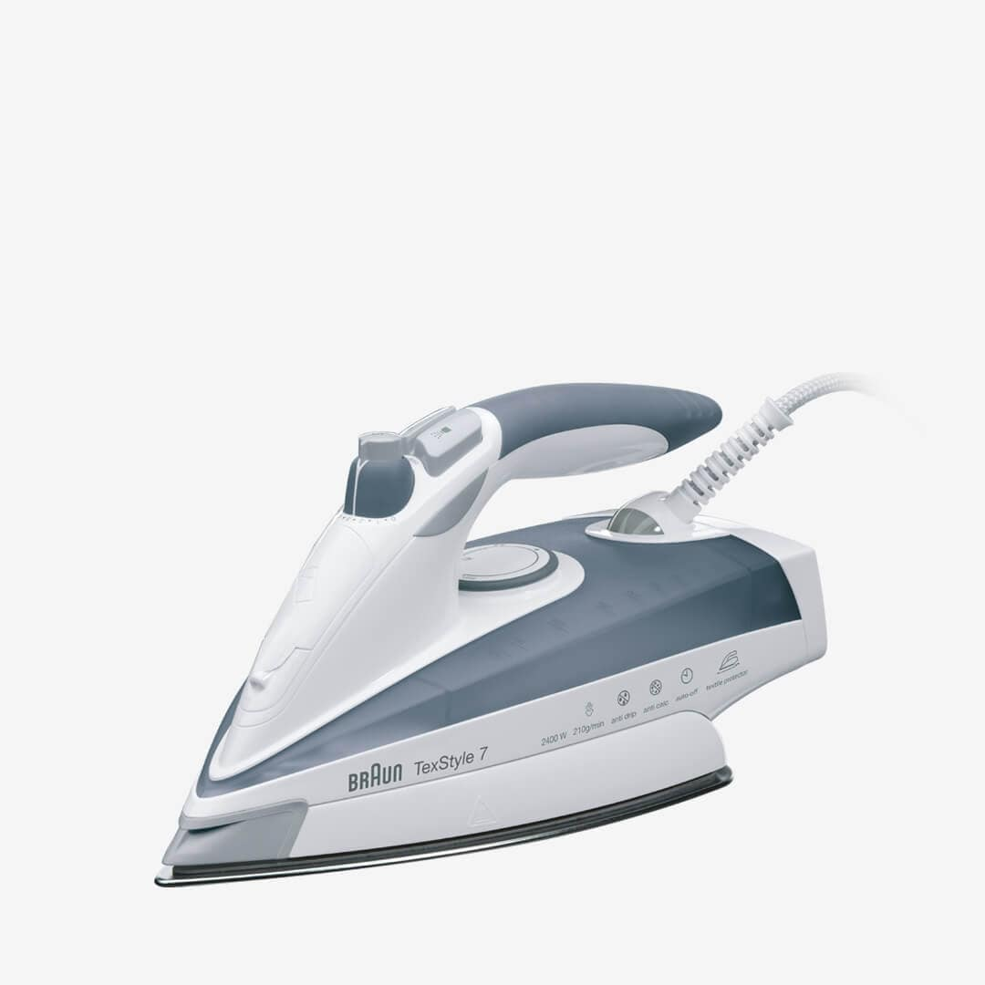 Braun TexStyle 7 Steam iron