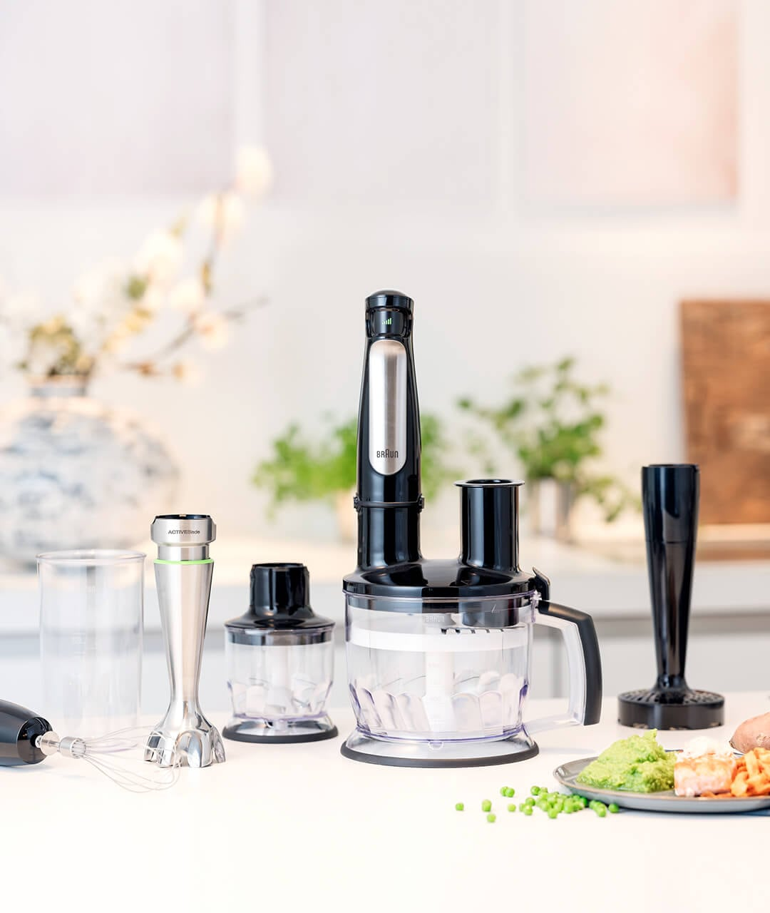 Braun Hand blenders attachments