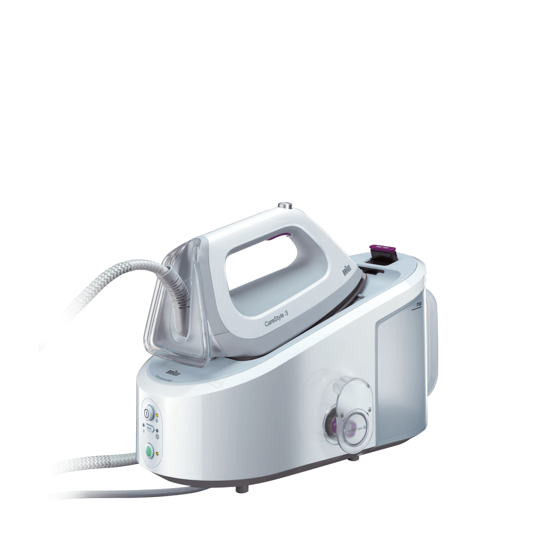 Braun Steam generator irons