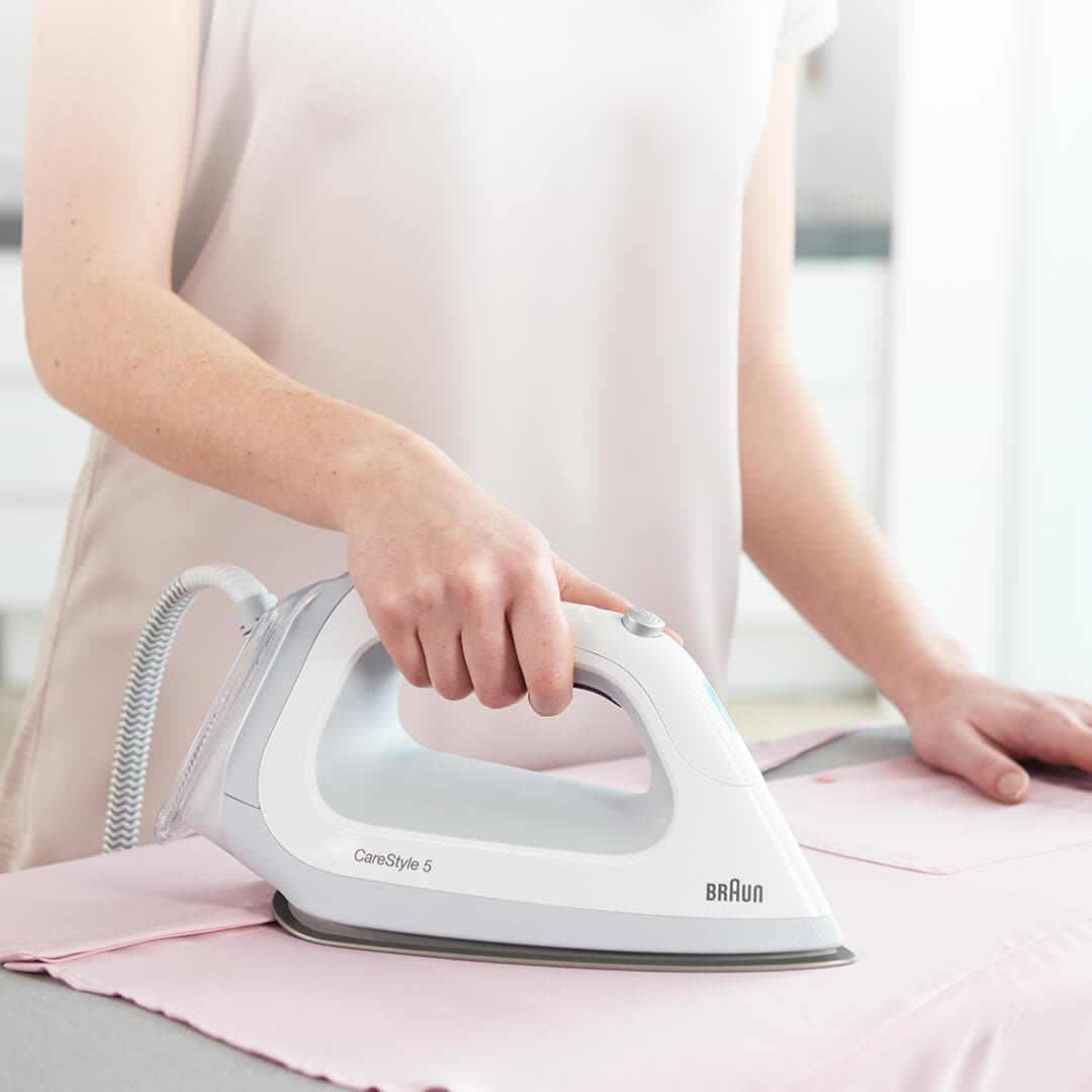 Braun Garment Care - The perfect ironing job