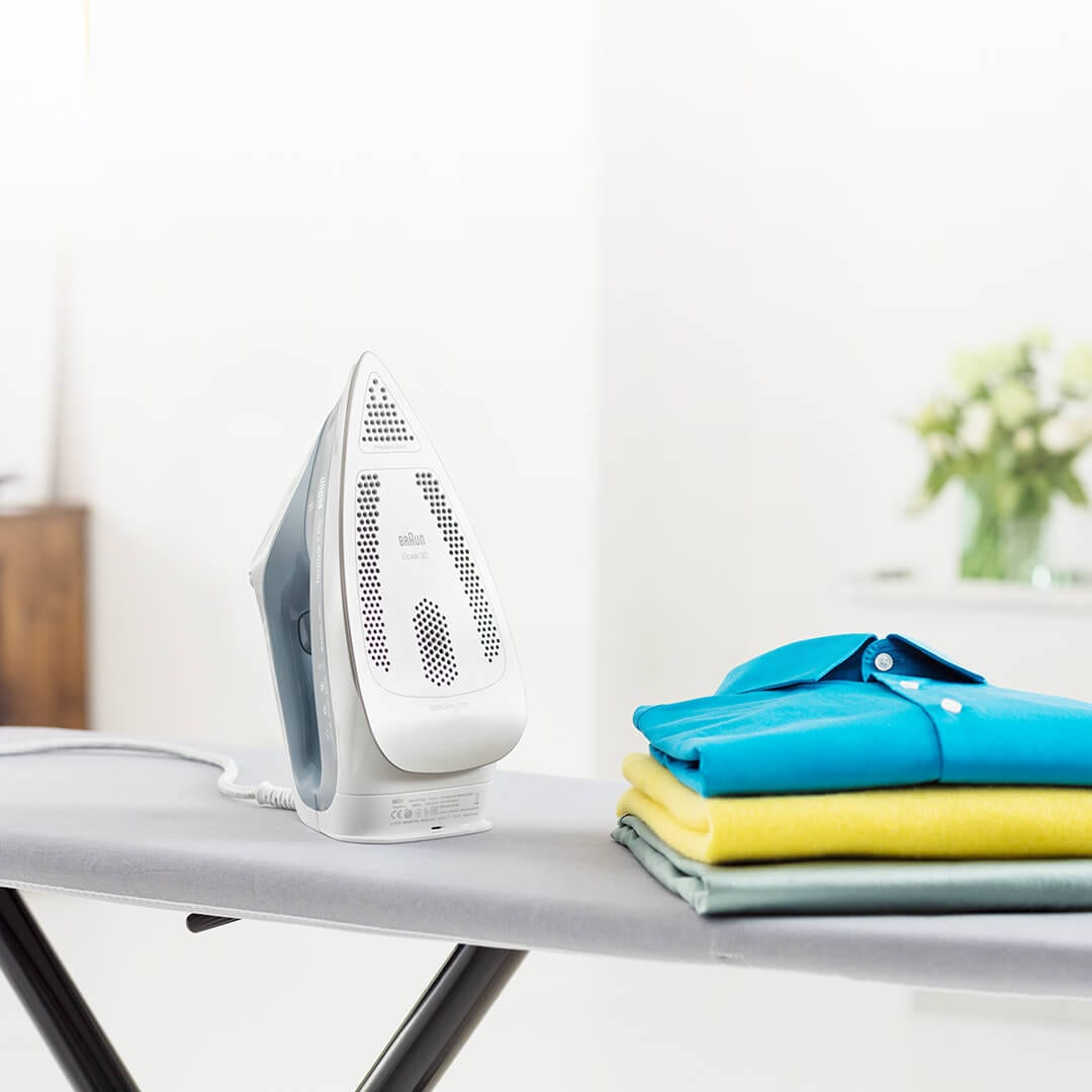 Braun Garment Care - What to look for when buying an iron