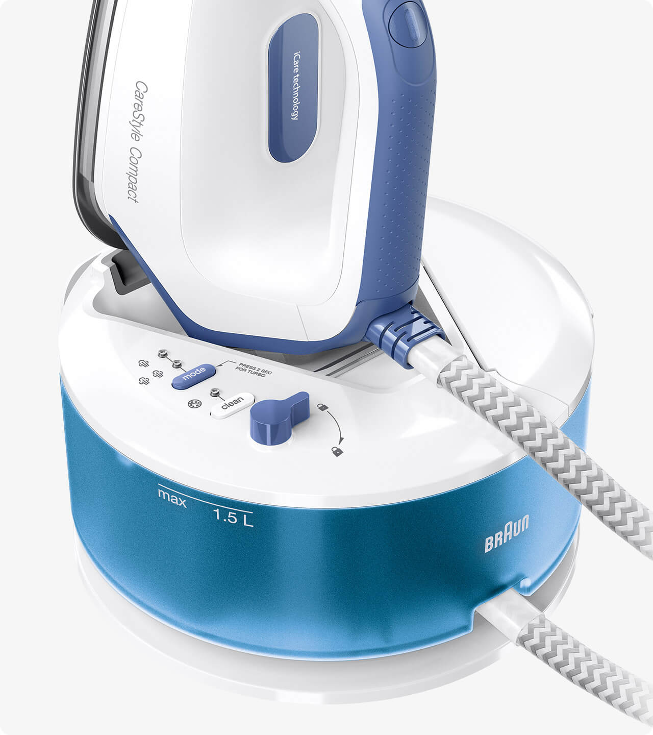 Braun CareStyle Compact – Save Space