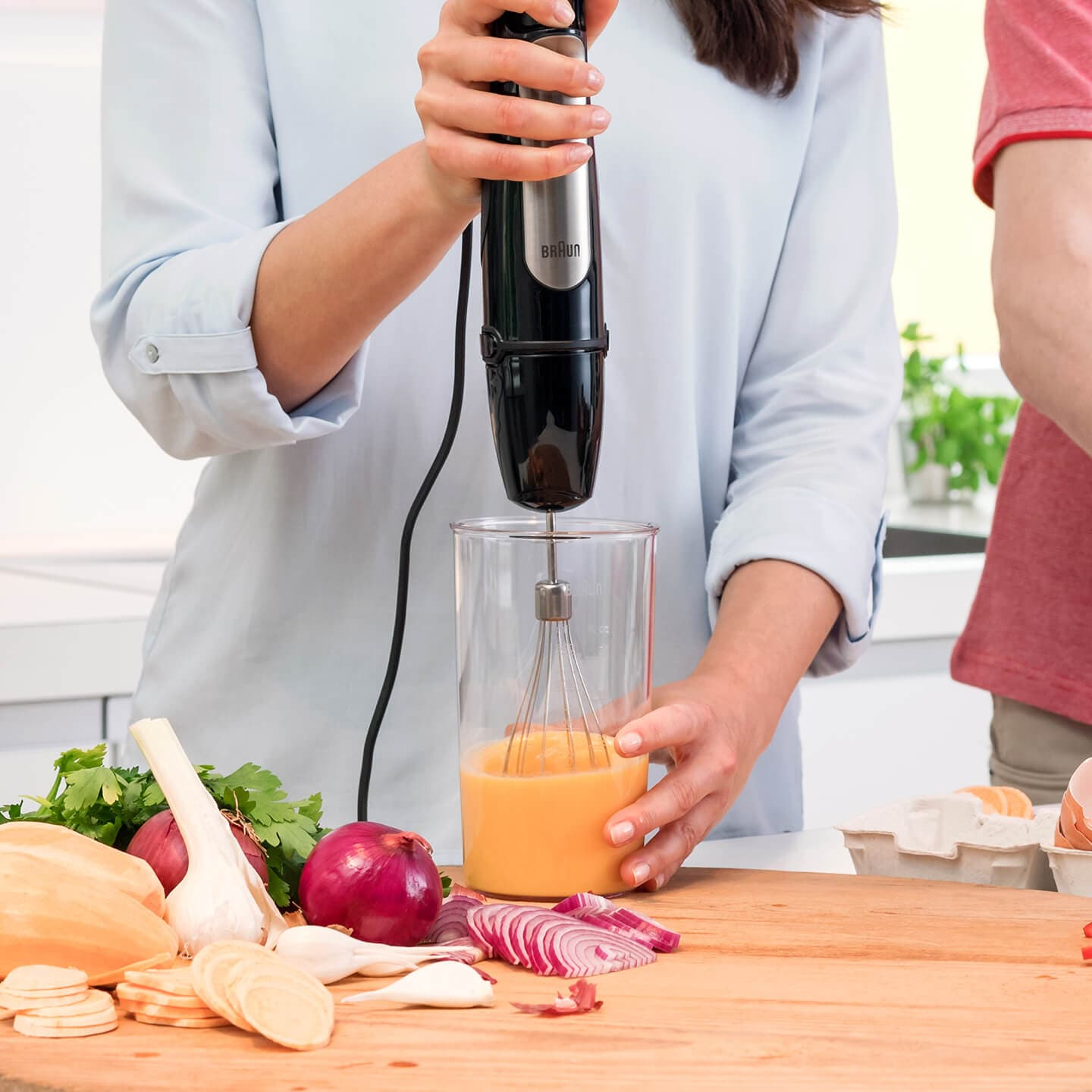 Braun MultiQuick 9 Hand blender Whisk accessory