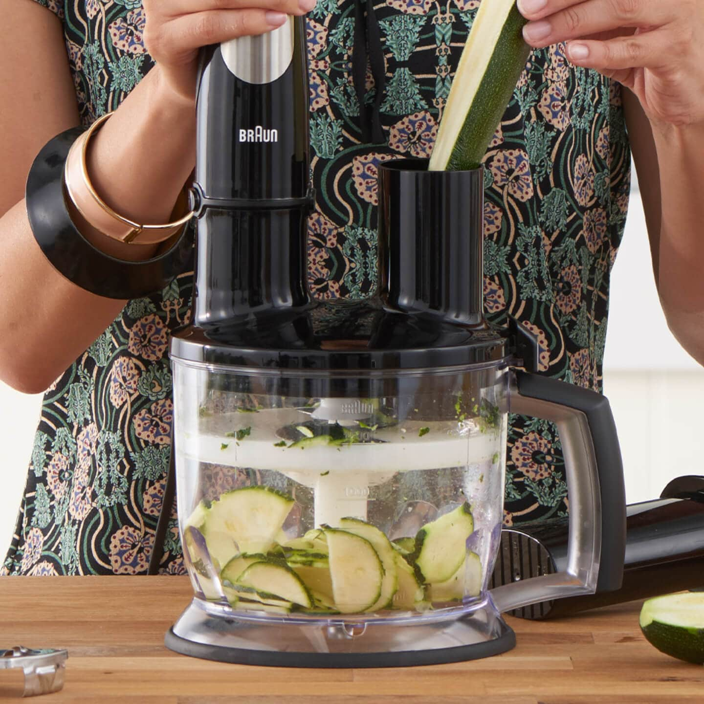 Braun MultiQuick 9 Hand blender accessory - food processor