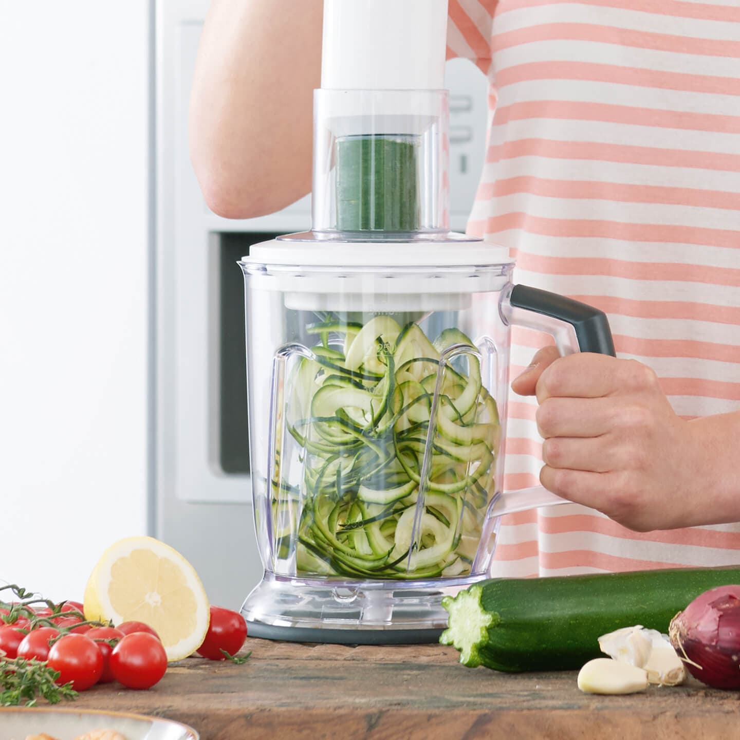 Braun MultiQuick 9 Hand blender with Spiralizer