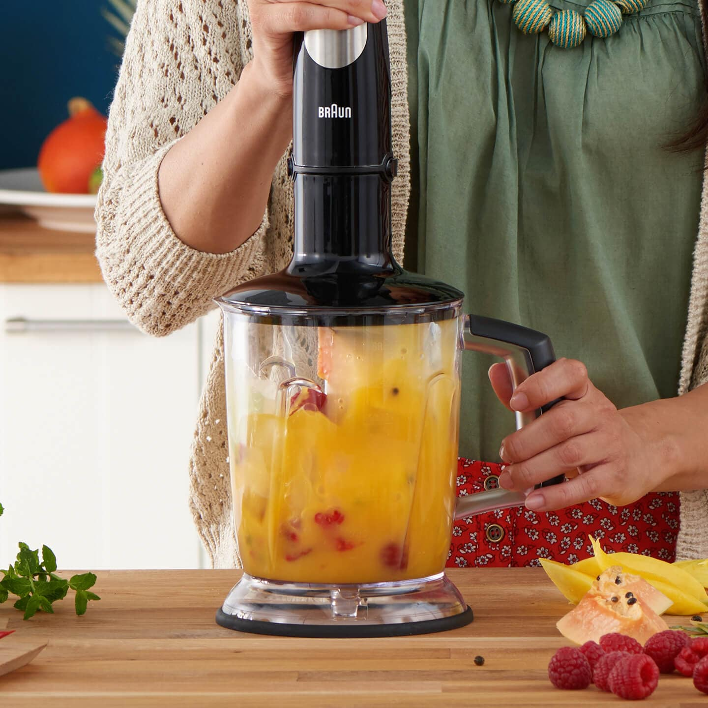 Braun MultiQuick Hand blender blender and ice crusher accessory