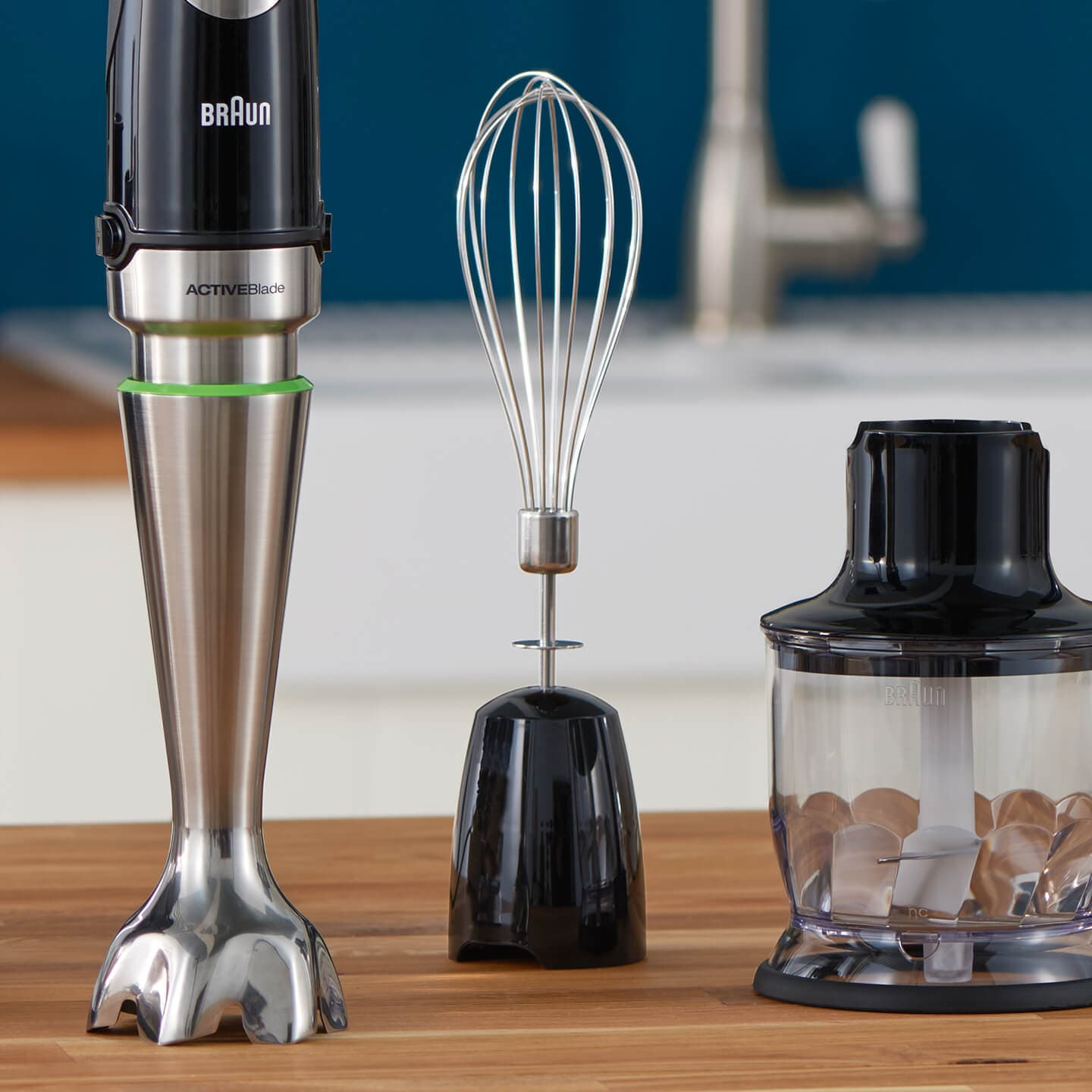 Braun MultiQuick Hand blender Whisk accessory
