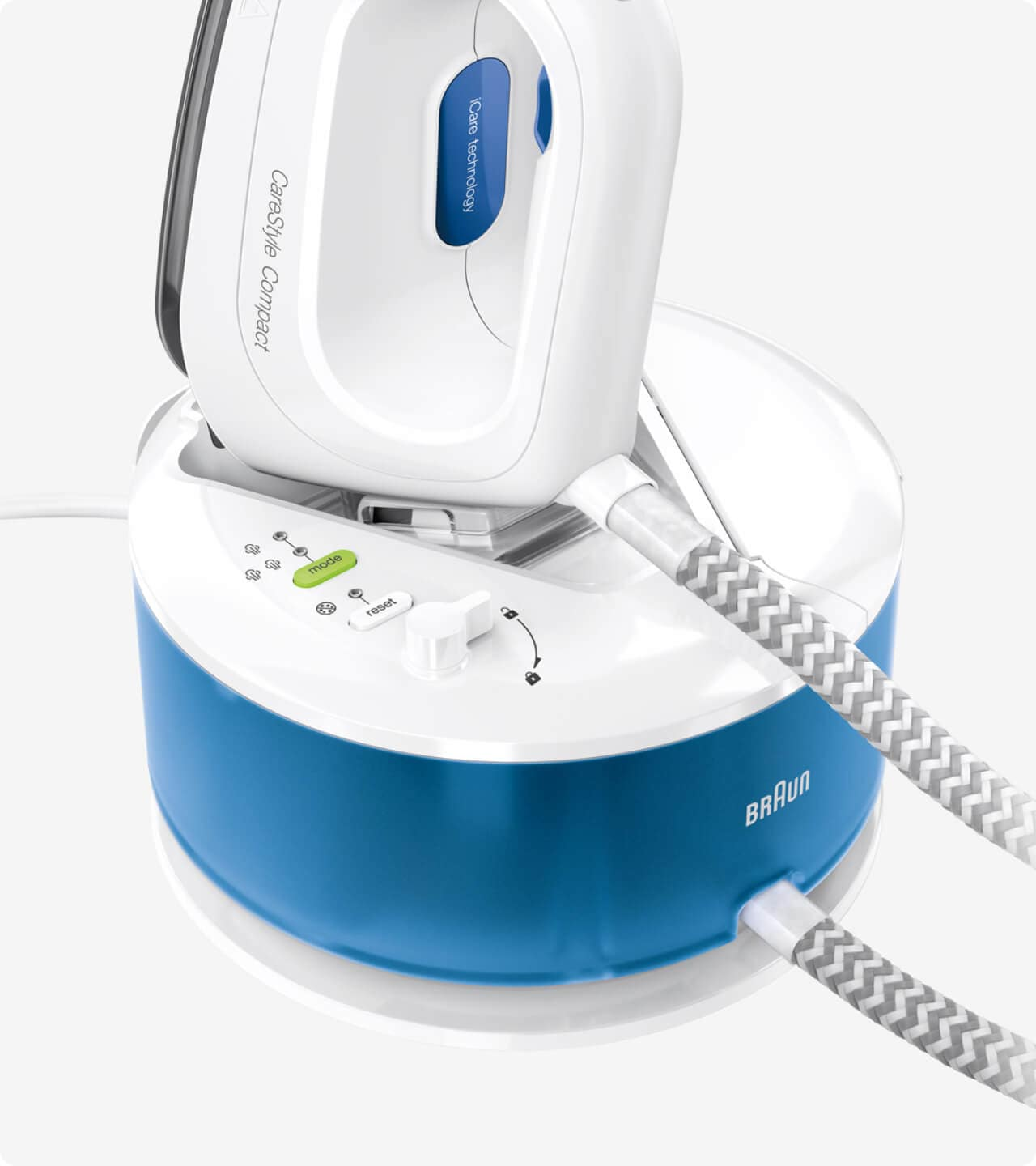 Braun CareStyle Compact: lightweight and compact
