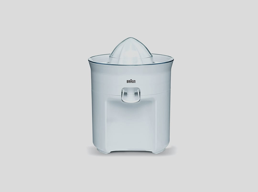 Braun useful Design – Citrus Juicer
