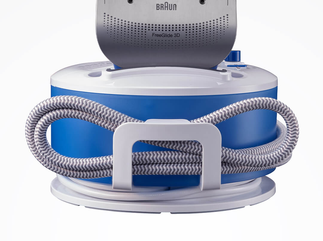 Braun CareStyle Compact – Convenient Cord Storage