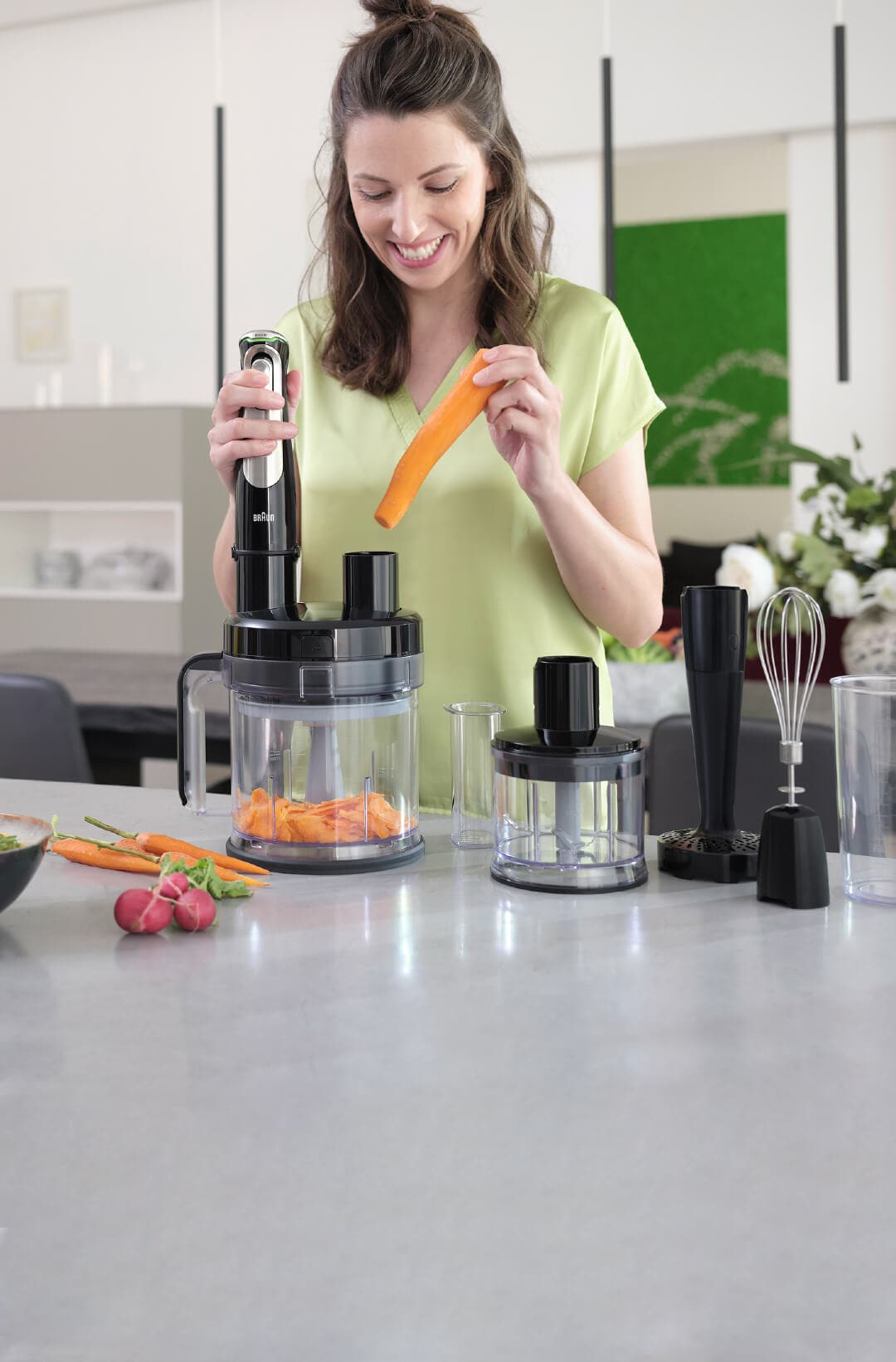 Braun MultiQuick 9X Hand blender - Braun's most powerful and best performing.