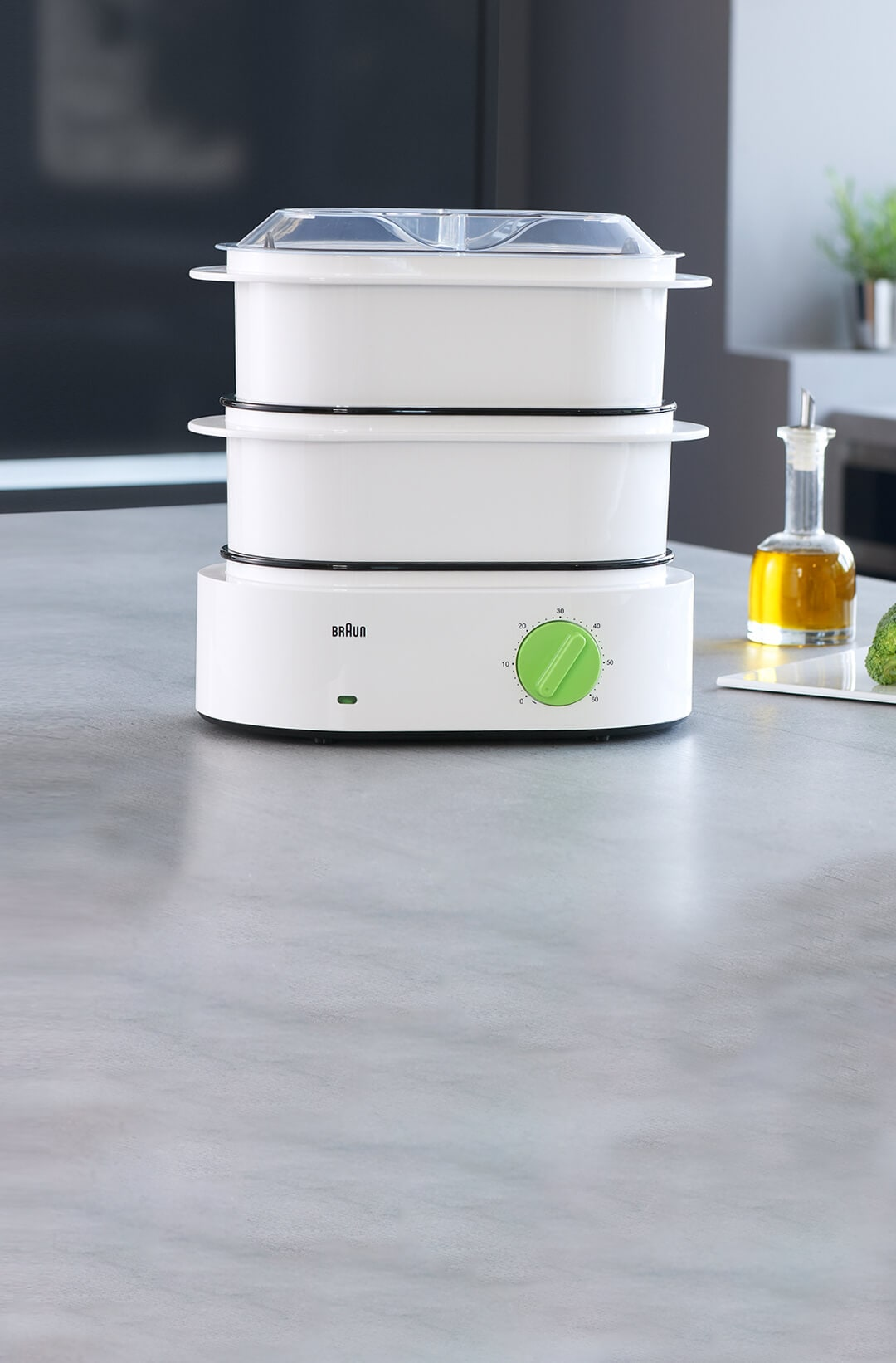 Braun TributeCollection Food steamer