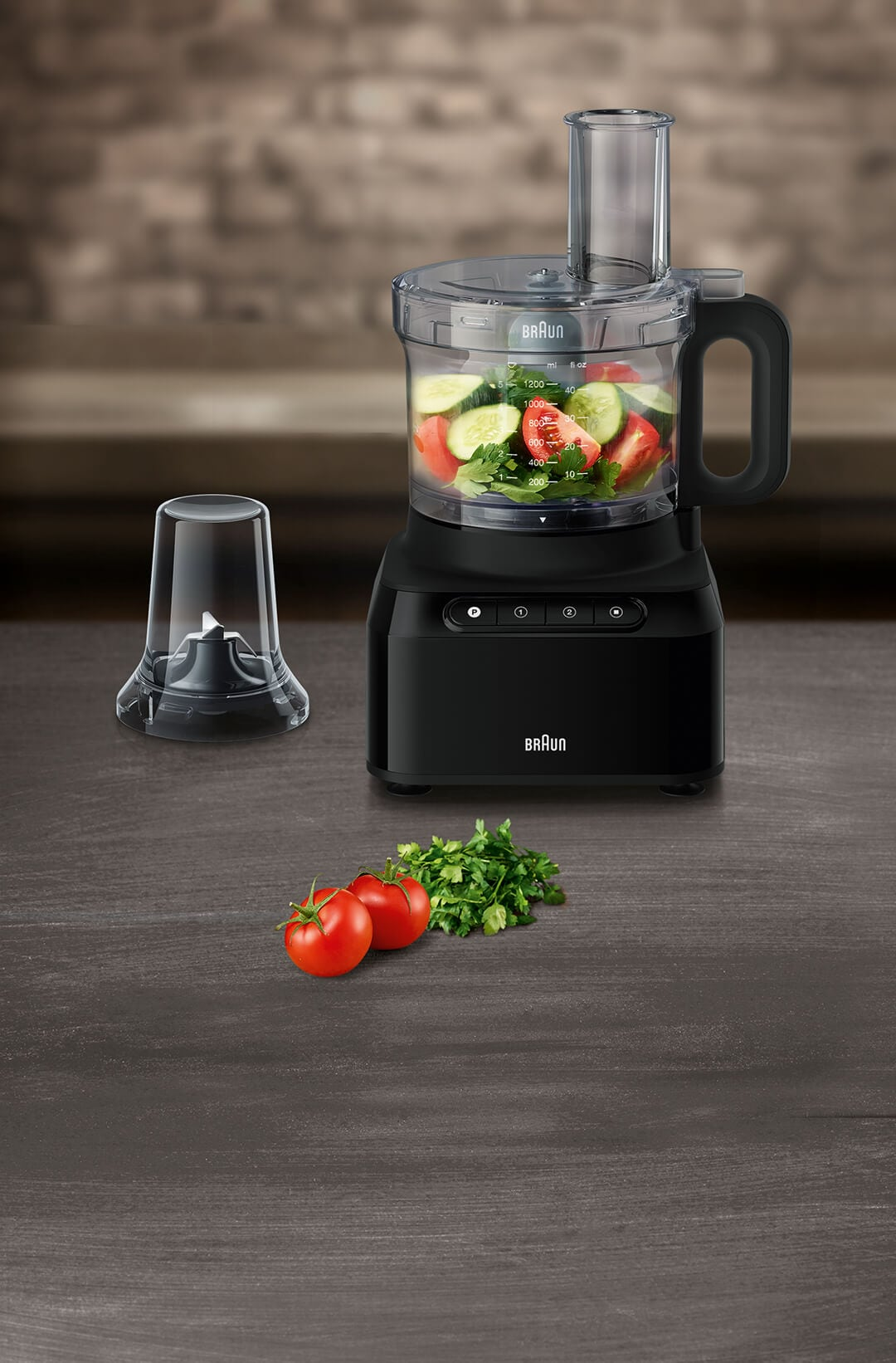 Braun PurEase Food processor