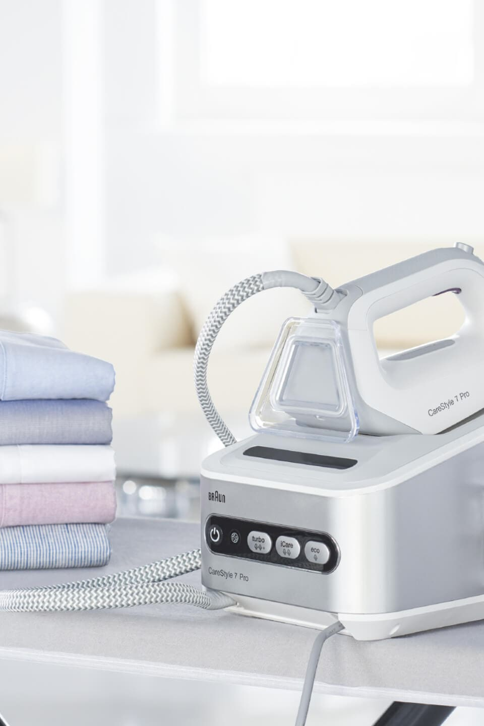 Braun CareStyle 7 features
