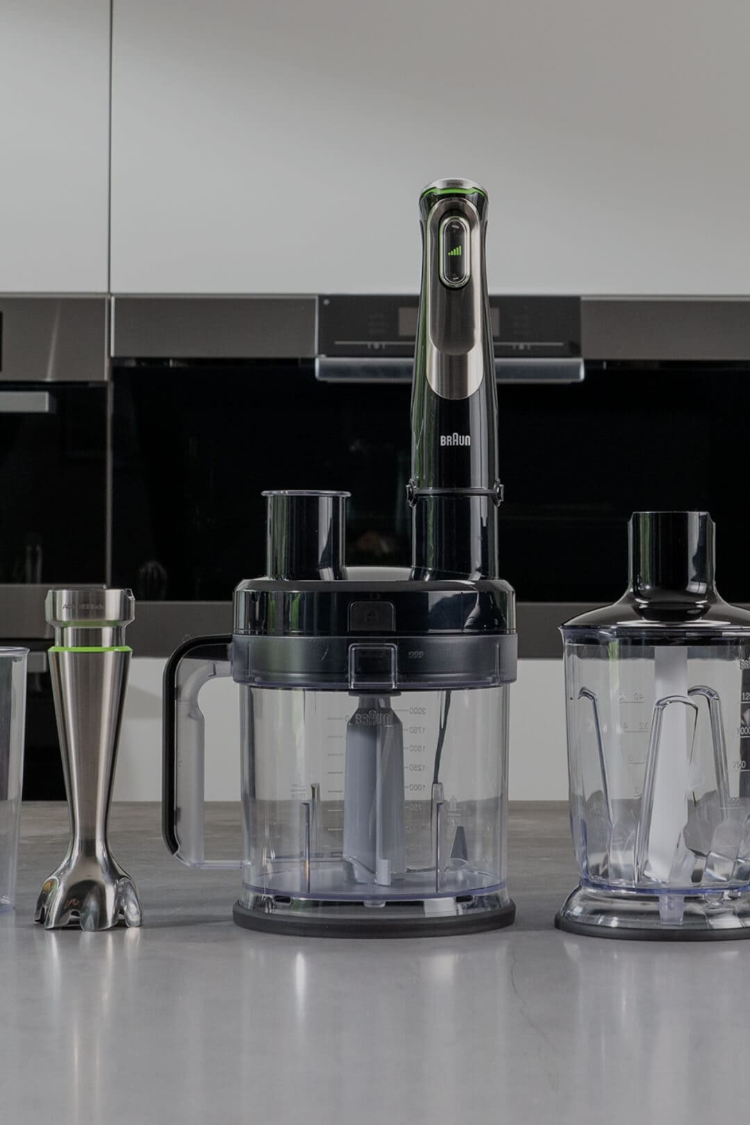 Braun MultiQuick 9X Hand blender with ground-breaking technology