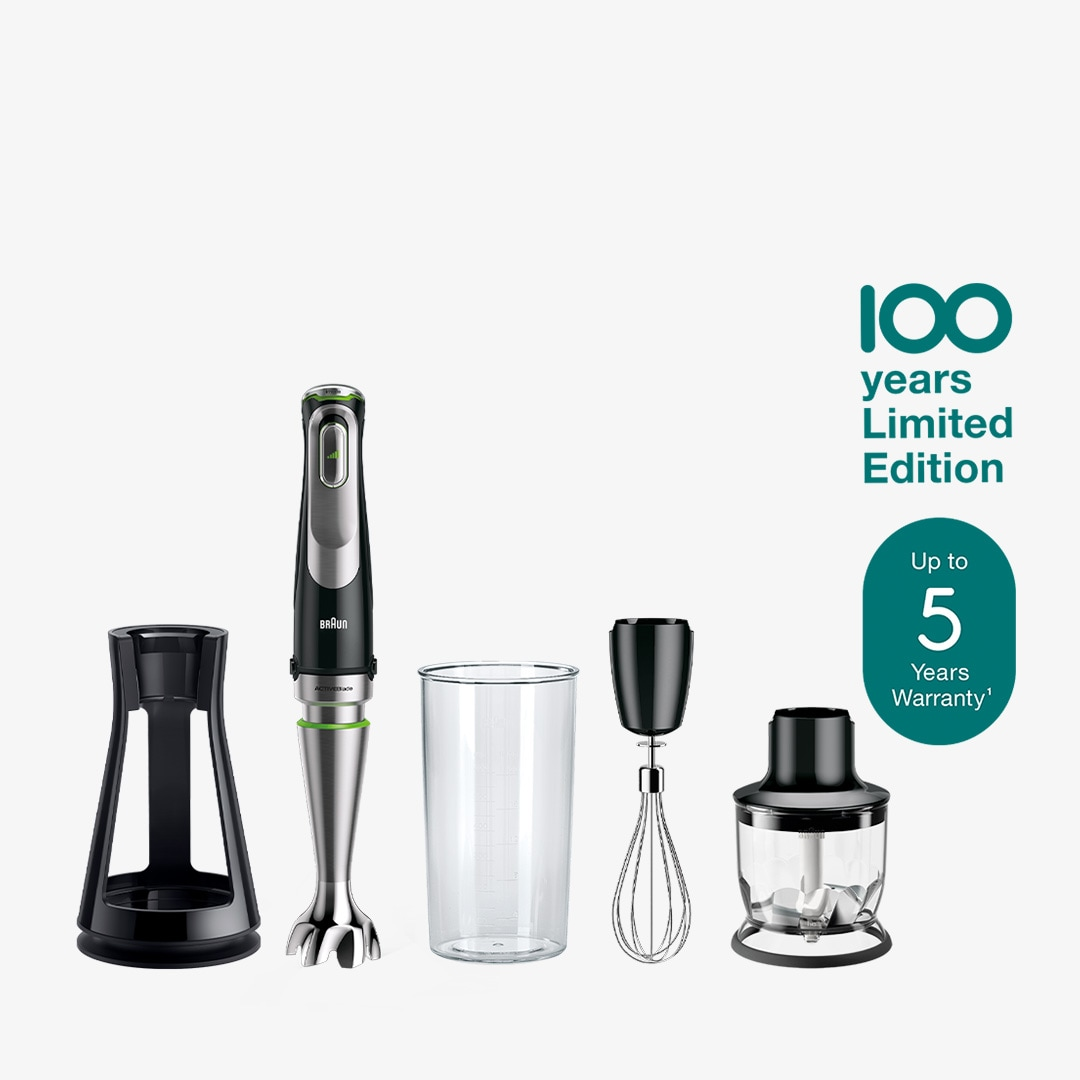 MultiQuick 9 - Braun 100 years Limited Edition