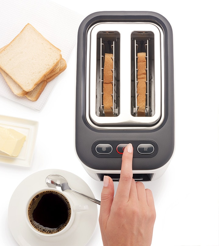 Braun PureEase Toaster