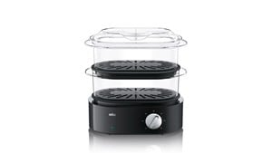 IdentityCollection Food steamer FS 5100 Black