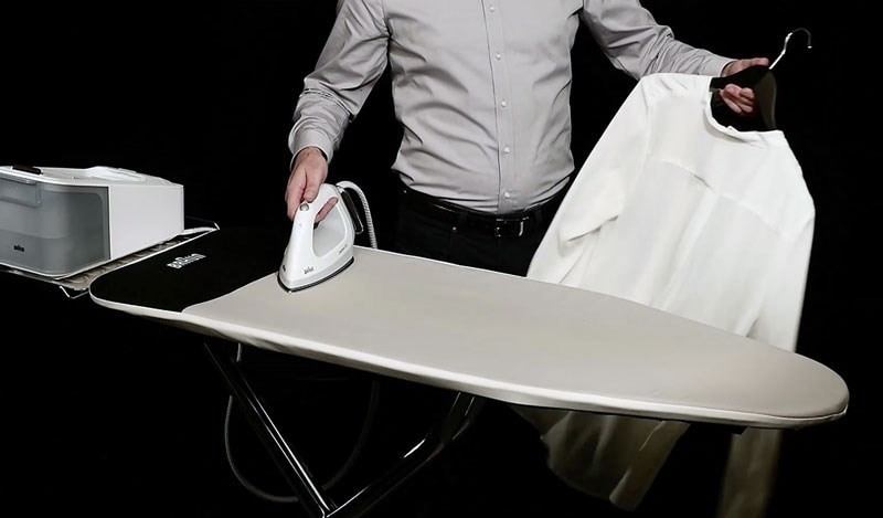 Tips and tricks for ironing