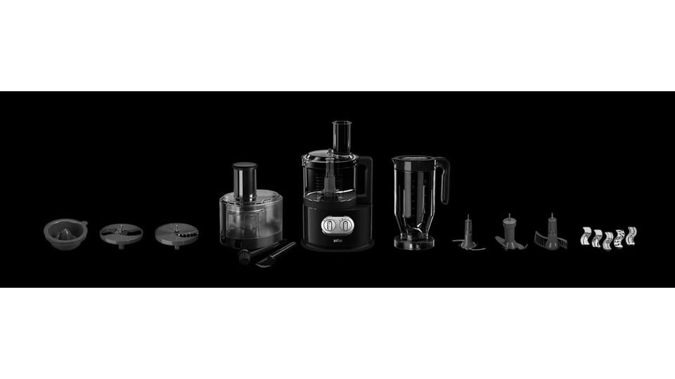 Food processor unlimited