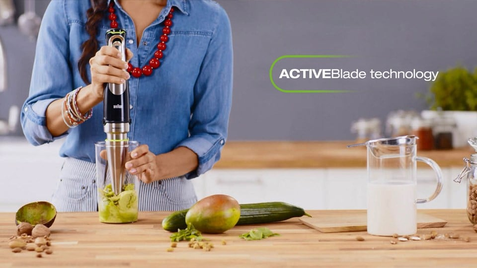 See the Multiquick 9 Hand blender in action