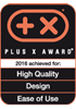 Braun PurAroma Plus X Award 2016 achieved for High Quality, Design and Ease of Use