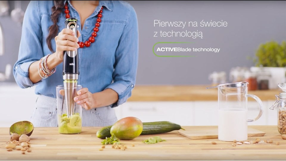 ACTIVEBlade technology