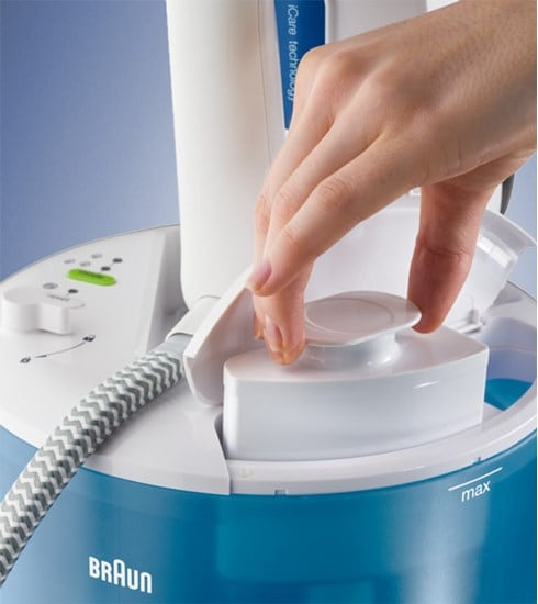 Braun CareStyle Compact with Anti-limescale filter