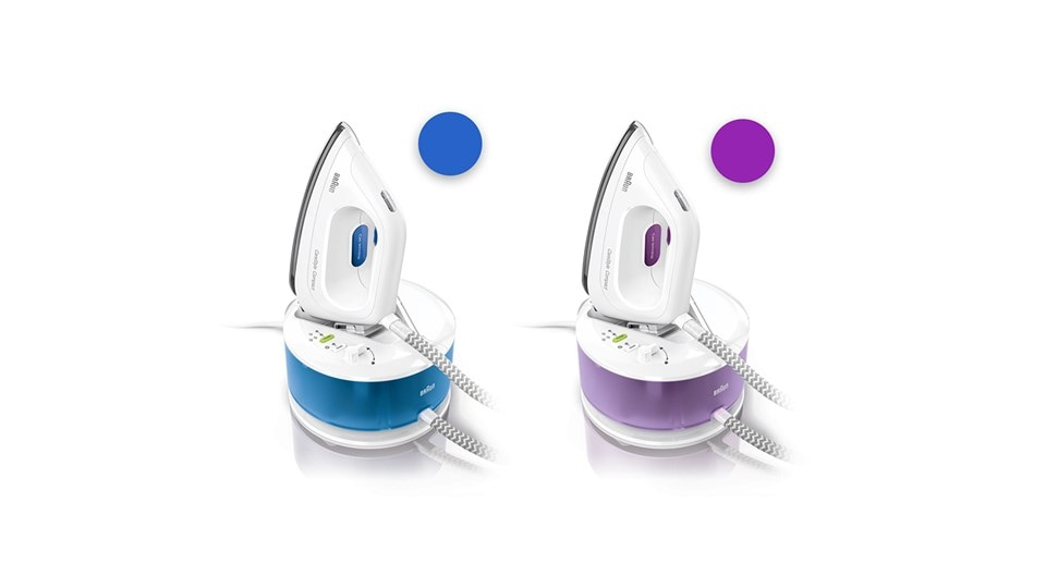 Braun CareStyle Compact in 2 colours