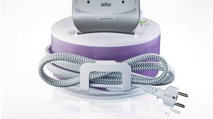 Braun CareStyle Compact width cord storage