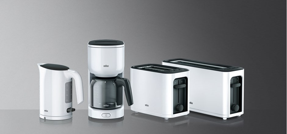 Braun PureEase Collection