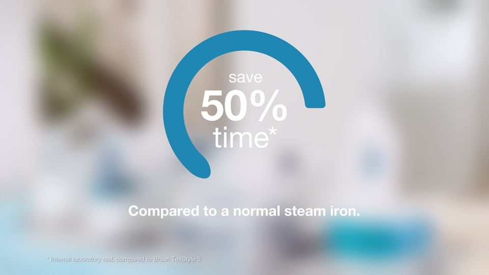 Save 50% time for what really matters
