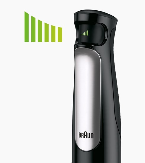 Braun MQ 7 hand blender visual with smartspeed