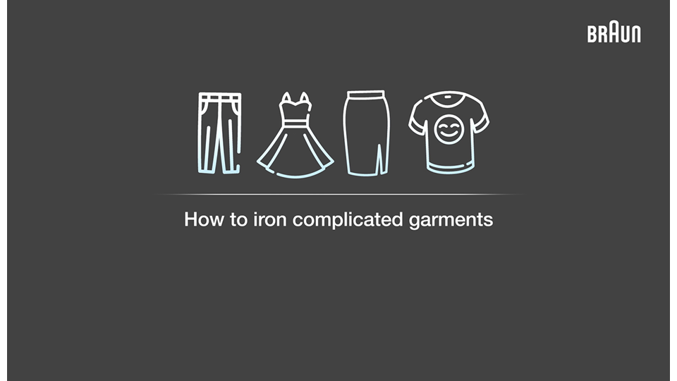 How to treat delicate garments