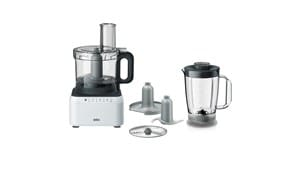 PurEase Foodprocessor FP 3131 WH