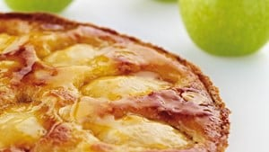 Apple frangipane tart (Marc Fosh)