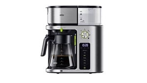 MultiServe Coffee Maker KF 9170 SI