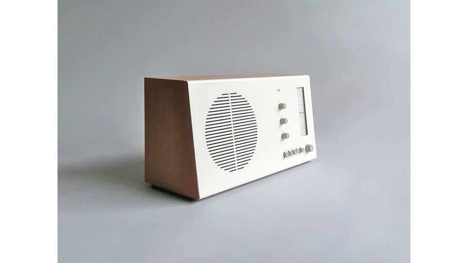 Braun aesthetic Design – Radio