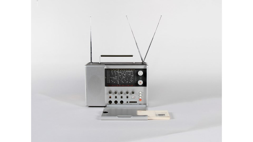 Braun understandable Design – Radio